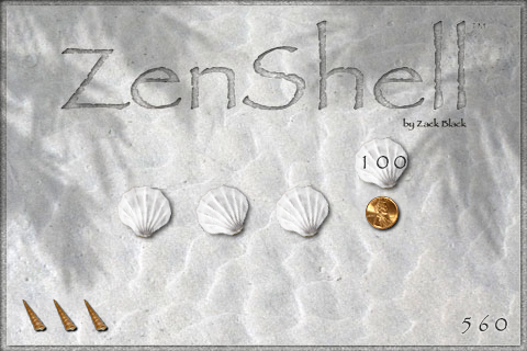 Screenshot ZenShell