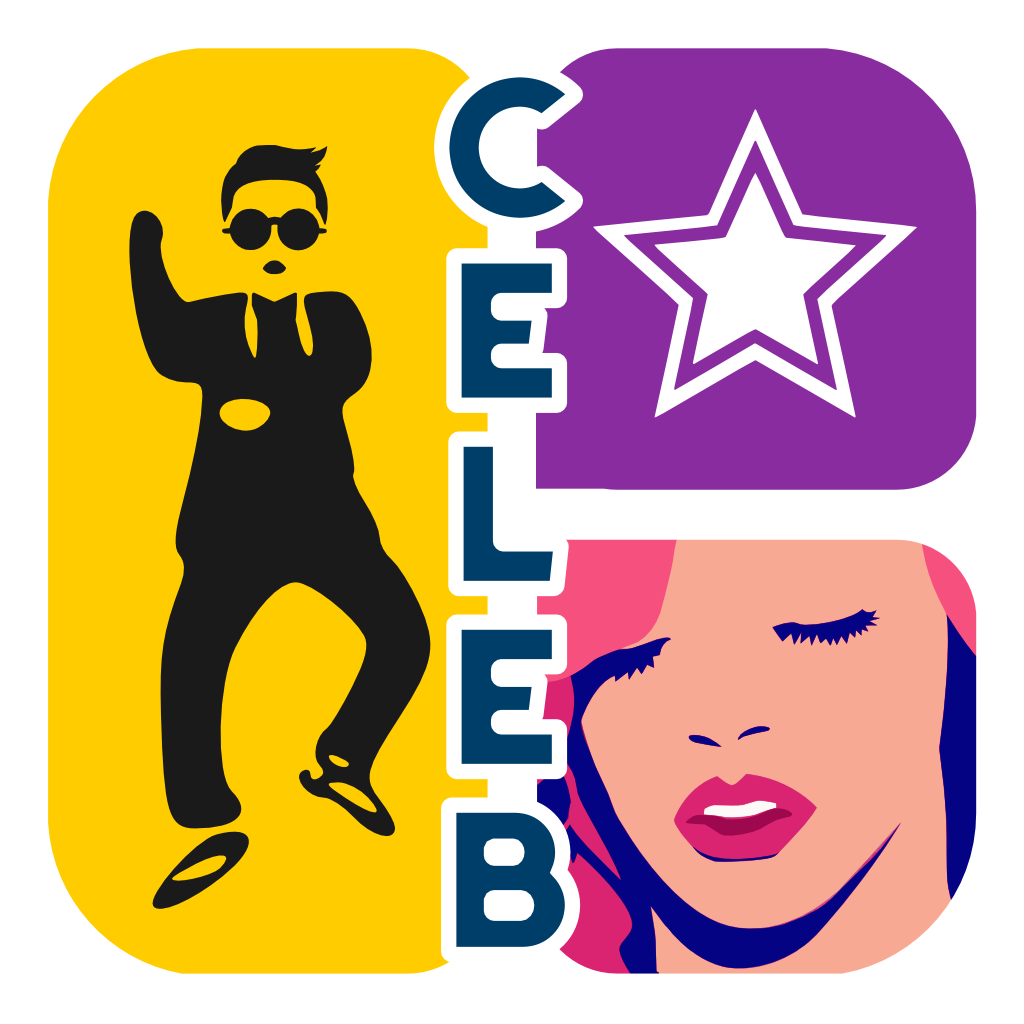 Icon Celebrities Quiz - Can you guess who's the celeb star?
