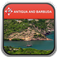 Map Antigua and Barbuda: City Navigator Maps